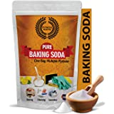 Fitness Mantra Multipurpose Baking Soda for Cooking, Cleaning & Laundry - 250 g