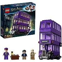 LEGO 75957 Harry Potter Le Magicobus, Ensemble de Collection à Trois étages avec Figurines