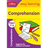Comprehension Ages 7-9: Prepare for school with easy home learning