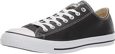Converse Chuck Taylor Core Lea Ox, Sneaker Unisex adulto
