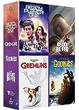 Ready Player One : Coffret 4 films Pop Culture inclus les Goonies, le géant de Fer, Gremlins et Ready Player One