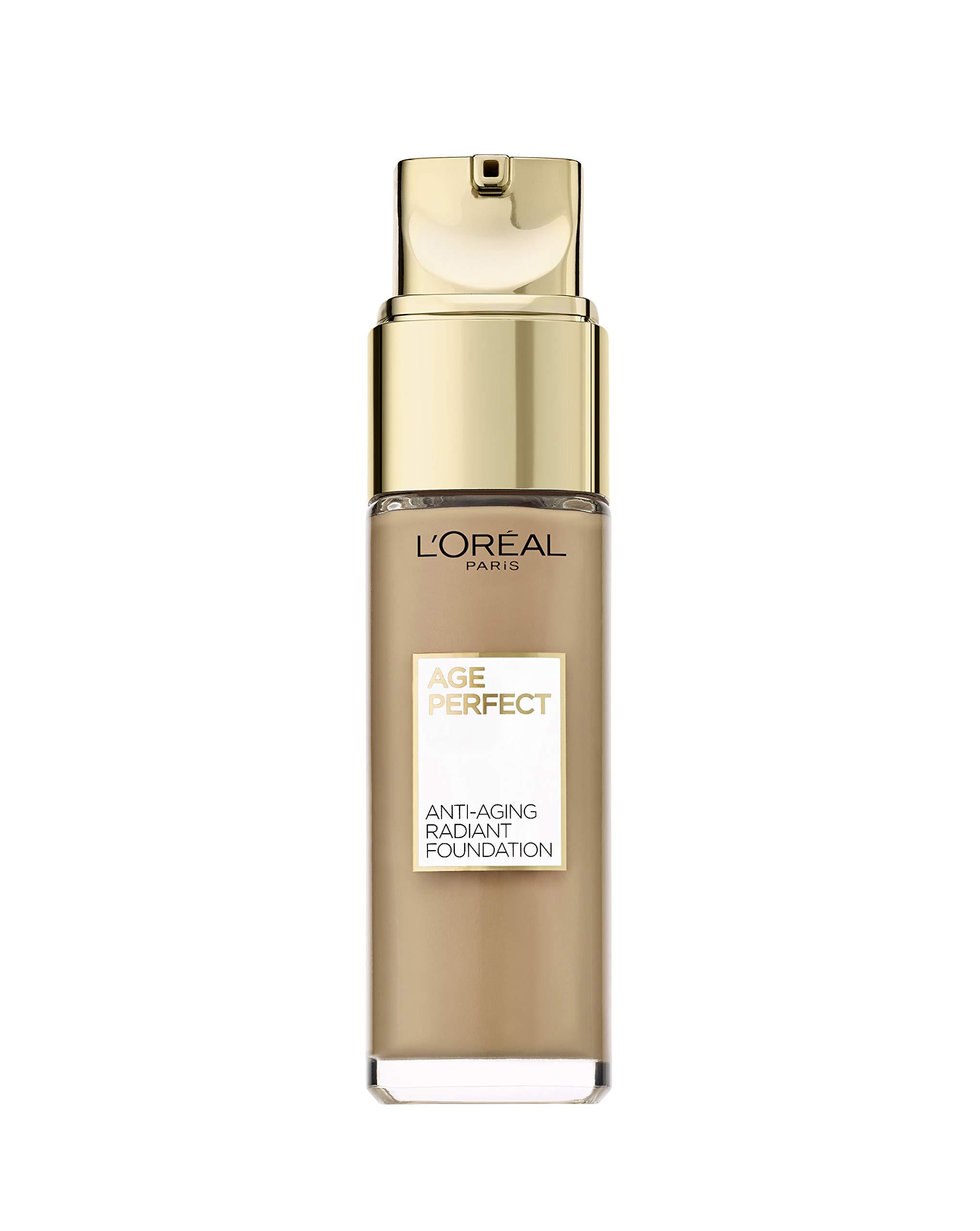 L'Oreal Paris Age Perfect Base de Maquillaje Antiedad Tono 310 Miel Rose