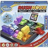 ThinkFun Rush Hour Bambini e Adulti Gioco da tavolo di apprendimento, versione multilingue