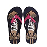 SOLETHREADS Monkey (J) | Flip Flops for Kids