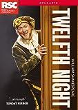 William Shakespeare : La Nuit des rois. Gohil, Tointon, RSC, Luscombe. [Import italien]