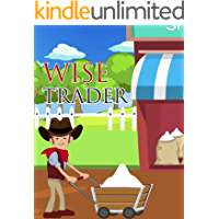 Wise trader   Moral story books for kids: English story books for Kids