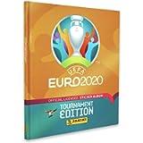 Panini UEFA Euro 2020 Sticker Collection Hardcover Album