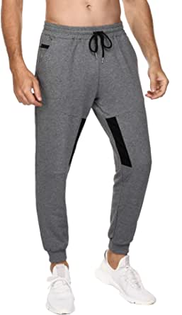 Sykooria Sweatpants for Men, Jog Pants Slim Fit Jogging Bottoms Suitable for Gym, Outdoor Jogging and Other Occasions