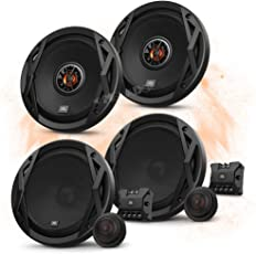JBL Front/Heck 16,5cm/165mm Auto Lautsprecher/Boxen/Speaker Komplett-Set für VW Volkswagen