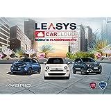 Iscrizione abbonamento Leasys CarCloud City Hybrid   Fiat Panda e 500