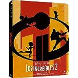 Pixar Increibles 2 Steelbook [Blu-ray]