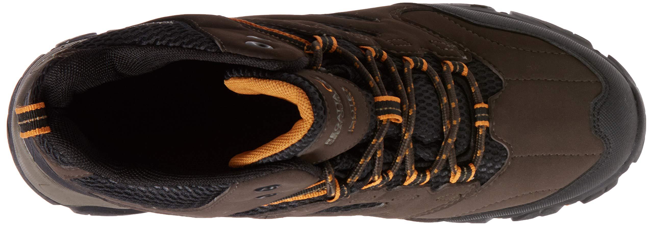 Regatta Men's Holcombe IEP Mid High Rise Hiking Boots 7