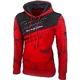 Baxboy 2628 Men's Pullover Hoodie Sweatshirt Jacket Long Sleeve Hoodie Sweater