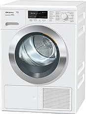Miele TKG 840 WP Wärmepumpentrockner / Energieklasse A+++ (169kWh/Jahr) / 8kg Schontrommel / Dampffunktion zum Vorbügeln der Wäsche / Duftflakon für frisch duftende Wäsche /Startvorwahl /Knitterschutz