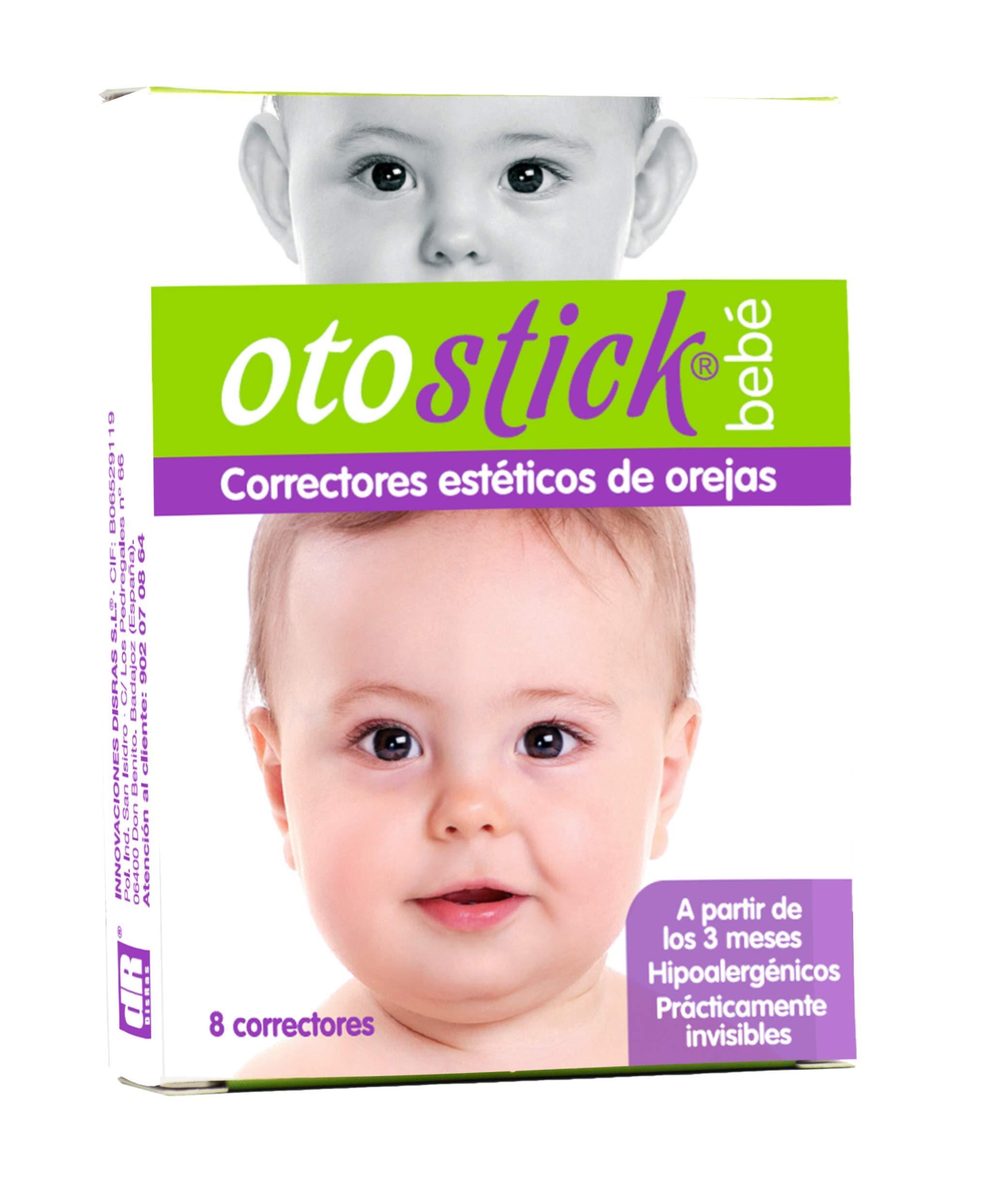 Otostick Corrector Estético de Orejas para Bebés – 38 gr