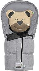 Odenwälder BabyNest Fußsack Mucki L fashion | 12284 | passend für alle Kinderwagen und Buggy | new woven