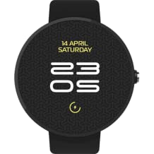 Watchface for Android Wear smartwatch DJ Tiesto
