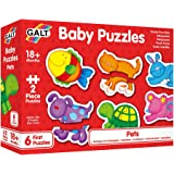 Galt Toys, Baby Puzzles - Pets, Jigsaw Puzzles for Kids, Ages 18 Months Plus