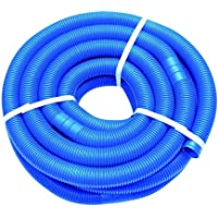 ASAB 5m Swimming Pool Hose Pipe Flexible Vacuum Cleaning Filter, UV & Chlorine Resistant Connection Tube Pond Jacuzzi - 32mm