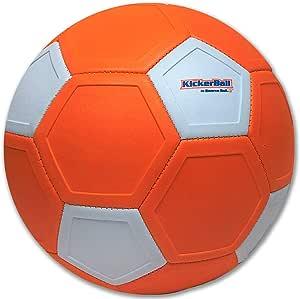Swerve Ball, KickerBall, la palla che si piega, curva, e aggira gli ostacoli