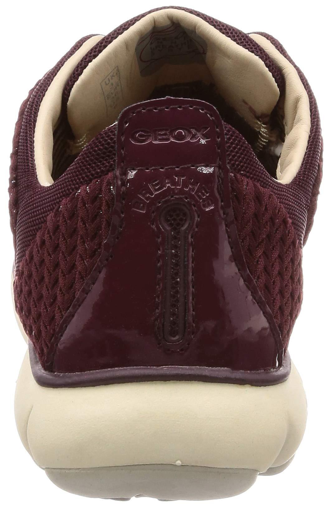 Geox Damen D Nebula C Sneaker 23