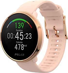 POLAR Ignite Fitness Watch with Advanced Wrist-Based Optical Heart Rate Monitor, Training Guide, GPS, Waterproof