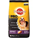 Pedigree PRO Expert Nutrition Adult Small Breed Dogs (9 Months Onwards) Dry Dog Food, 3kg Pack