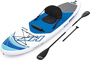 Bestway Hydro Force Isup Oceana 305 Cm X 84 Cm X 12 Cm Inflatable Stand Up Paddle All Round Board Sport Freizeit