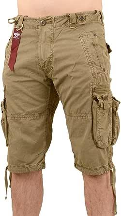 Alpha Industries Men's Terminal Shorts