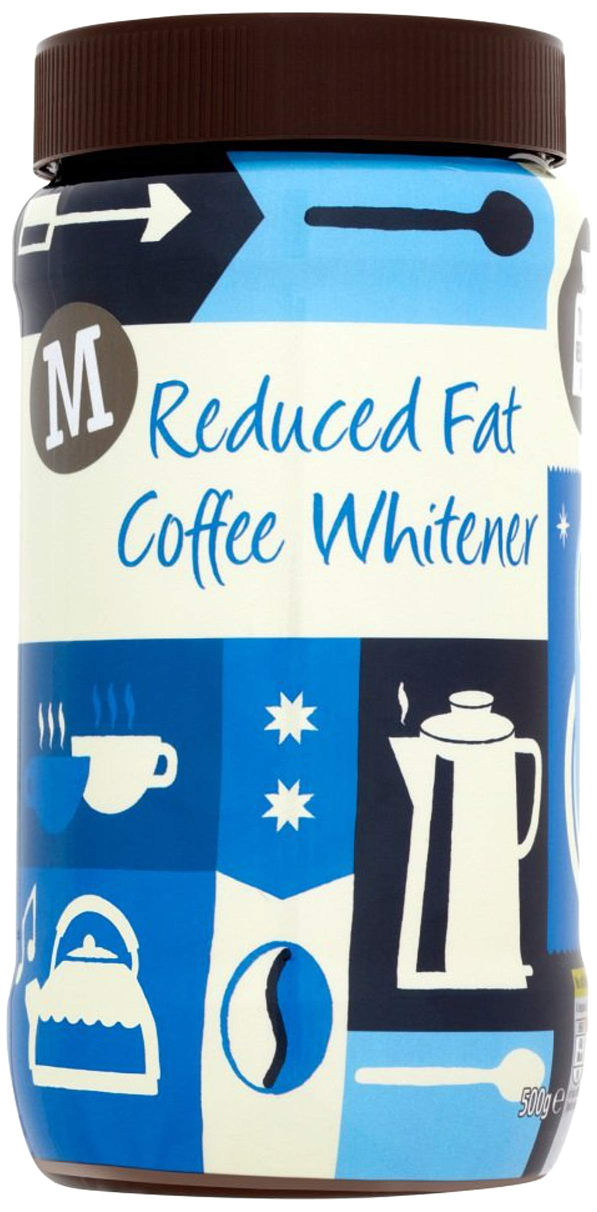 Morrisons Reduced Fat Coffee Whitener, 500 g