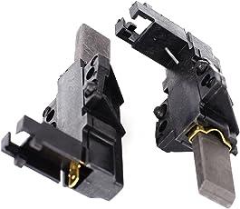 aus dem Hause DREHFLEX® - ORIGINAL - Kohlen / Motorkohlen / Kohlebürsten / Schleifkohlen für diverse Waschmaschinen Motor Bauknecht / Whirlpool - MCA - passend für Teile-Nr. 481236248004