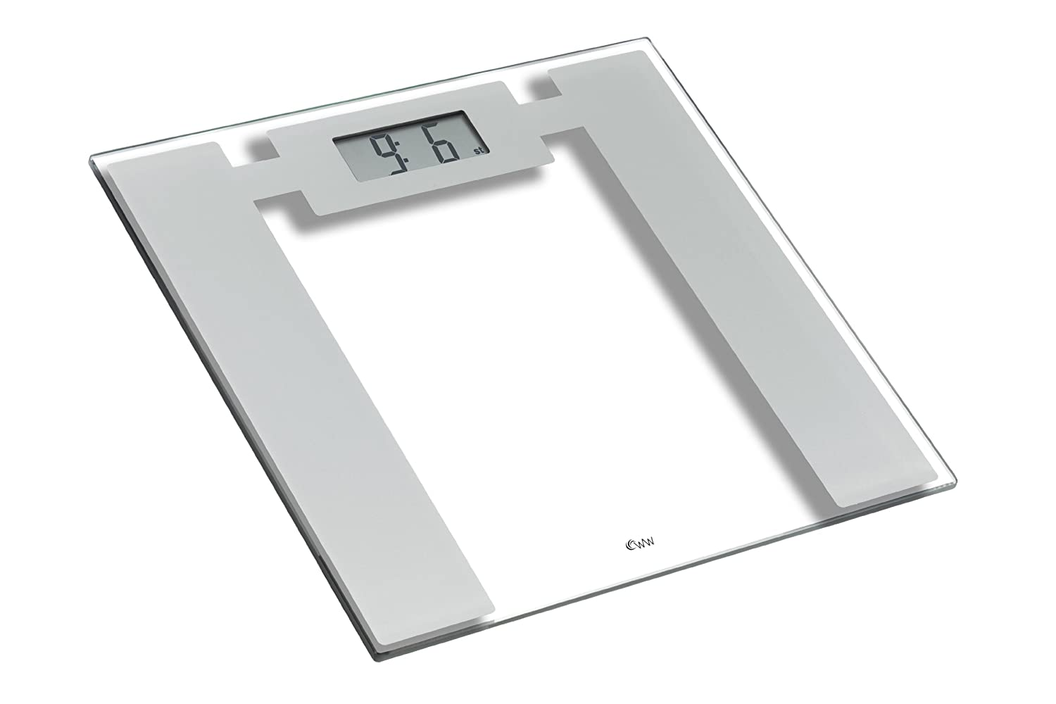 Batteries for bathroom scales - Weight Watchers Ultra Slim Glass Electronic Scale Amazon Co Uk Health Personal Care