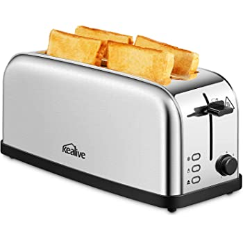 Severin Automatic Long Slot Toaster 4 Slice Brushed Stainless Steel on microwave oven fuse, heater fuse, dishwasher fuse, refrigerator fuse,