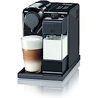 De'Longhi Nespresso Lattissima Touch EN 560.B Kaffekapselmaschine mit Milchsystem, Flow Stop Funktion: Kaffee- und…