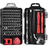 Precision Screwdriver Set,ShowTop 110 in 1 Magnetic Screwdriver Repair Tool Kit for iPhone Series/Mac/iPad/PS3/PS4/Switch/Eye