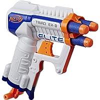 NERF Elite Triad EX3 et Flechettes Elite Officielles