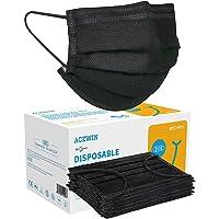 Acewin Kinder Einwegmaske Kindermaske 50/100 Stück 3 Lagig Maske CE Zertifiziert Mund Nasen Schutzmaske Kinder…