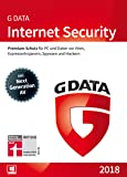 G DATA Internet Security 2018 für 3 Windows-PC (PC Download) [Download]