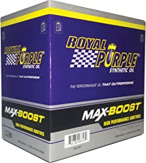 Royal Purple Royal Purple 06757 Max-Boost Octane Booster & Stabilizer - 16oz Bottle Case of 6