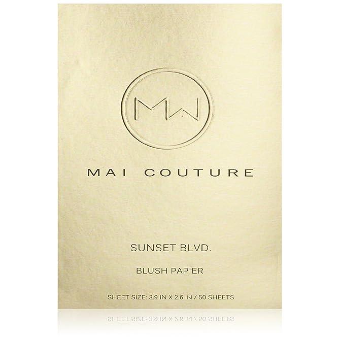 MAI COUTURE Blush Papier