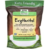 Now Foods Erythritol poeder 100% puur 2,5 lb