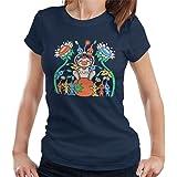 Pikmin Friendly Alien Flora Women's T-Shirt