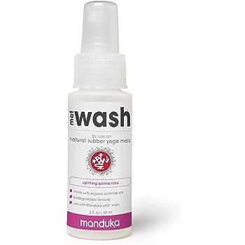 Manduka mat renew spray, 2 oz (6 cl) - Tranquil lavender: Amazon co