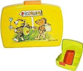 Unbekannt Lunchbox / Brotdose -  Janosch & die Tigerente - Tiger & Bär  - mit extra he..