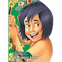 Wonderful Story Board Book - The Jungle Book
