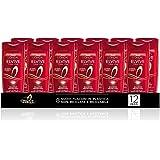 L'Oréal Paris Multi Pack Shampoo Color-Vive Protettivo per Capelli Colorati o Meches, 300 ml, Confezione da 12