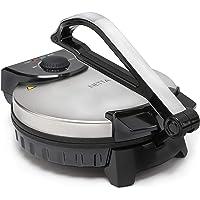 NETTA Roti Maker/Chapati Maker/avec contrôle de la température réglable et indicateur de lumière prêt - Plaque de…