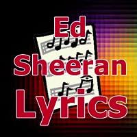 Lyrics for Ed Sheeran