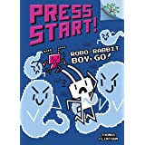 Press Start! #7: Robo-Rabbit Boy, Go! (Library Edition)