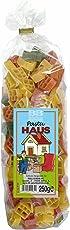 "Bunte Haus-Nudeln ""Pasta Haus"""